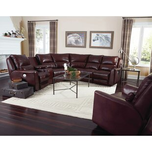 Southern Motion Producer Reclining Sectional