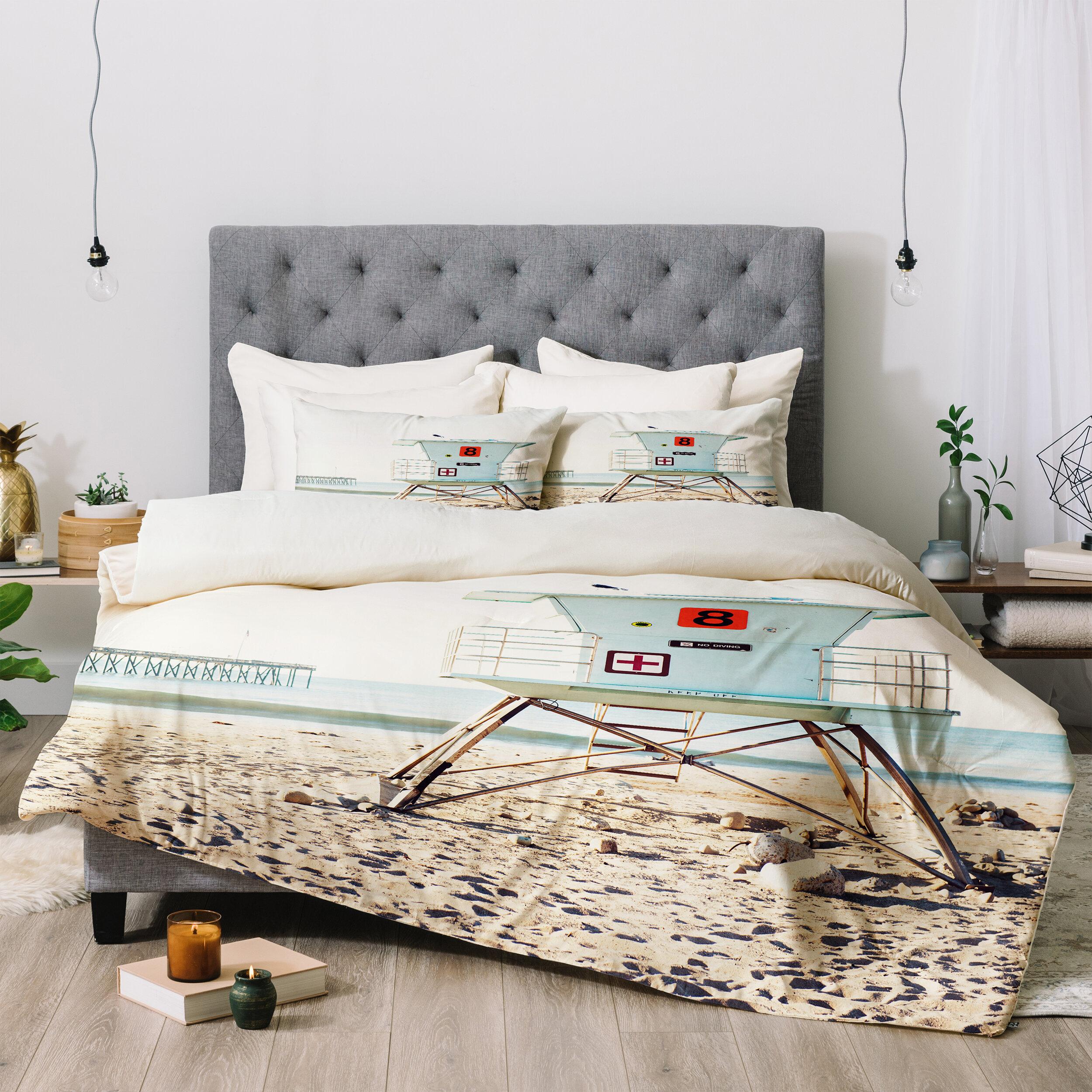 East Urban Home Bree Madden Ventura Beach Comforter Wayfair