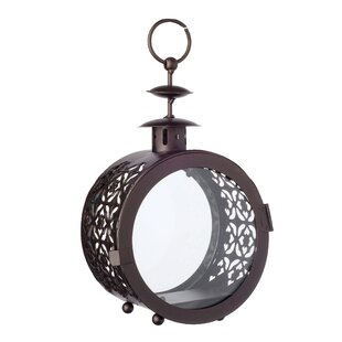 Bloomsbury Market Round Metal Lantern
