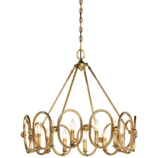 Metropolitan by Minka Clairpointe 12-Light Chandelier