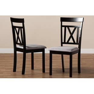 Guynn Dining Chair (Set of 2) Charlton Home