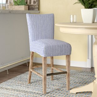 Ginevra 26 Counter Stool With Cushion by Breakwater Bay Herry Up