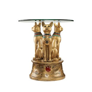 Royal Golden Bastet Egypti..