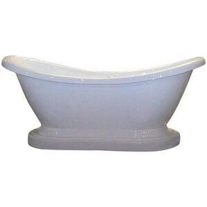68 Inch Bathtub | Wayfair