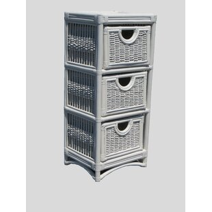 Highland Dunes Cabery 3 Drawer Accent Chest