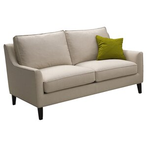 5West Hanover Loveseat by Sunpan Modern