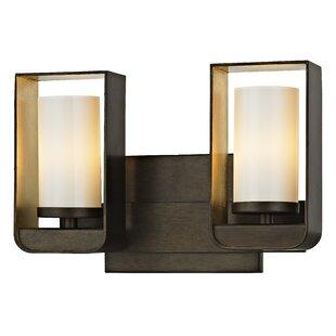 Troy Lighting Escape 2-Light LED Vanity Light