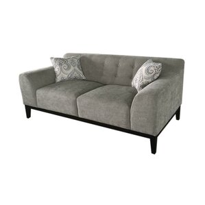 Brayden Studio Standifer Tufted Back Standard Arm Sofa