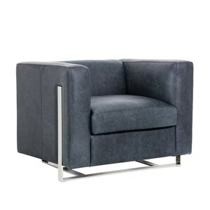Club Keaton Armchair by Sunpan Modern