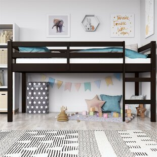 Schlemmer Junior Twin Loft Bed by Harriet Bee