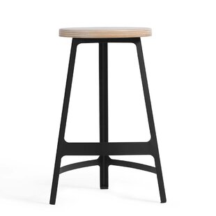 17 Stories Pearl Counter Stool