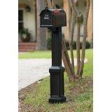 Craftsman Post Mounted Mailbox