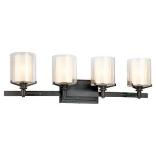 Three Posts Bevill 4-Light Vanity Light