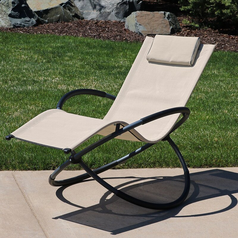 Orbital Reclining Zero Gravity Chair