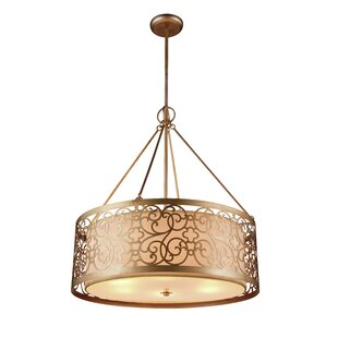 CWI Lighting Alexandra 4-Light Pendant