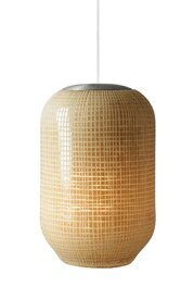 LBL Lighting Aiko 1-Light Cylinder Pendant