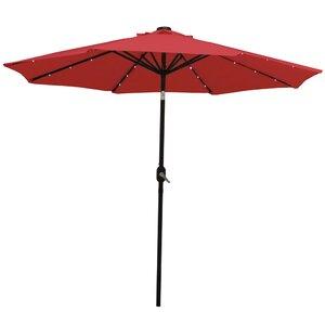 Angelica 9′ Lighted Umbrella
