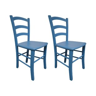 Alta Solid Wood Side Chair (Set Of 2) By Brambly Cottage