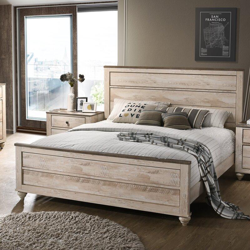 Gracie Oaks Manzano Panel Bedroom Set & Reviews | Wayfair