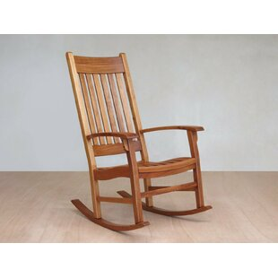 Zelaya Rocking Chair by Masaya & Co