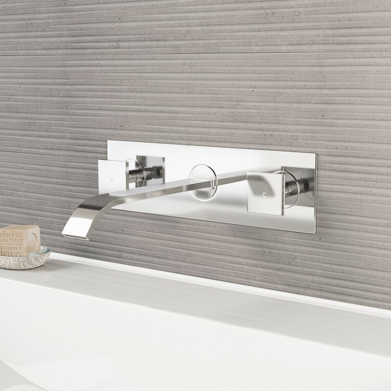 VIGO Titus Wall Mount Bathroom Faucet & Reviews   Wayfair