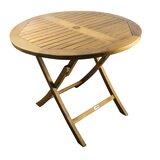 Gavyn Solid Wood Bistro Table