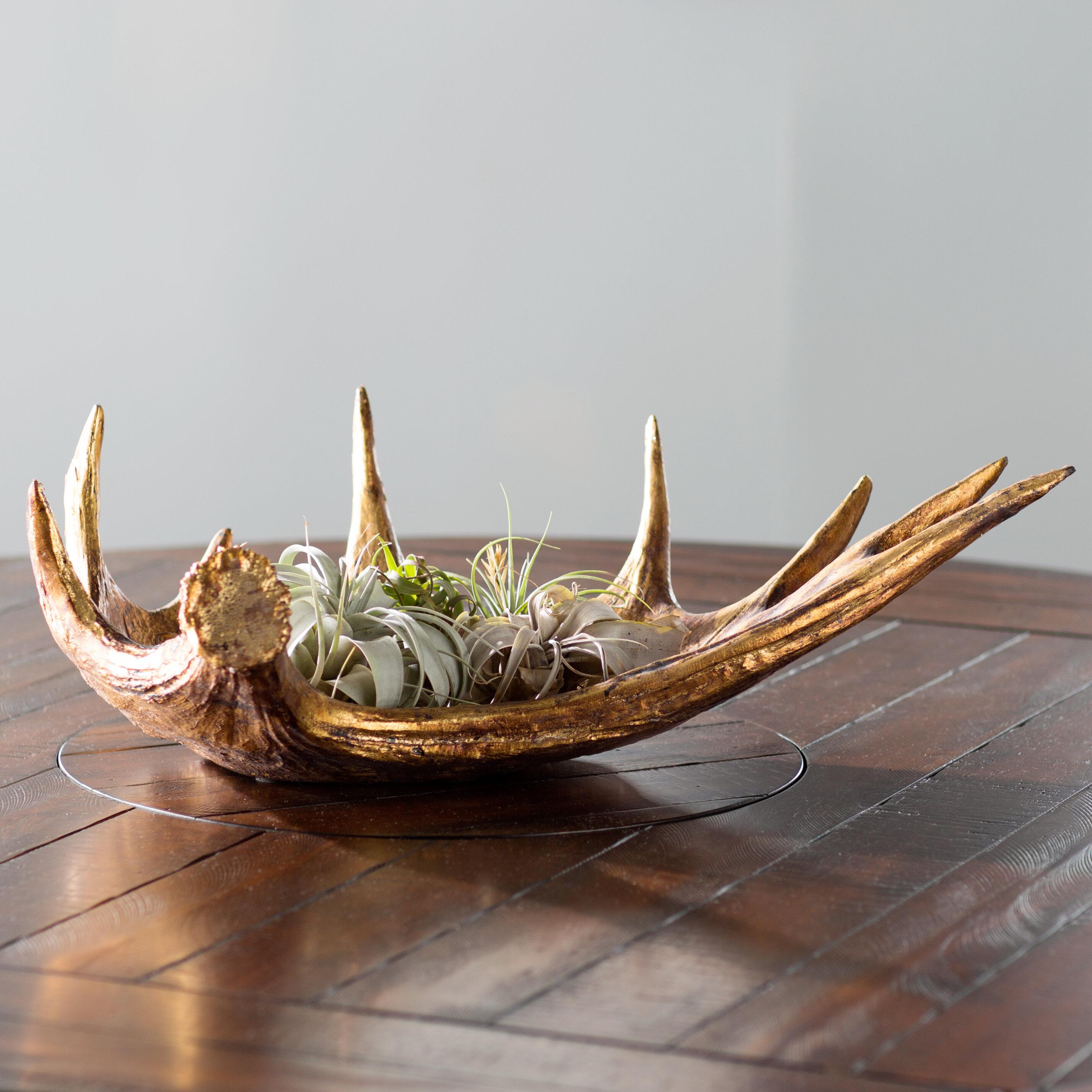 Antler Decorative Bowl
