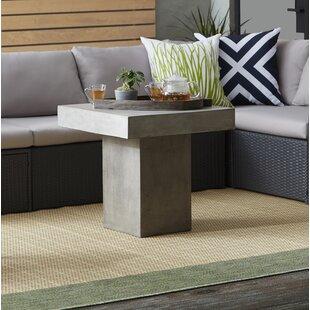 Breeze Stone/Concrete Coffee Table by My Spirit Garden