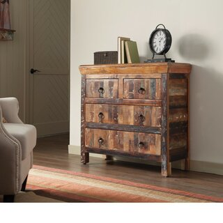 Wenner Traditional 4 Drawer Accent Chest by Millwood Pines SKU:DC926305 Order