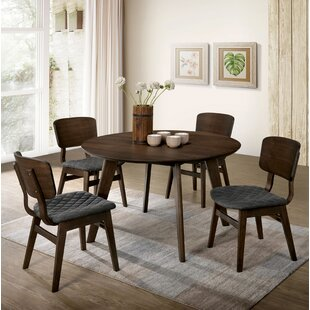 Eager 5 Piece Dining Set George Oliver