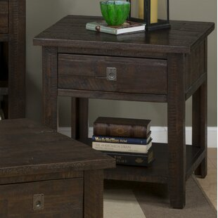 Affordable Price Cadwallader End Table by Darby Home Co