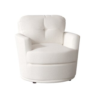 Shala Swivel Barrel Chair