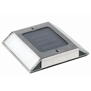 1-Light LED Solar Pathway Light by Classy Caps