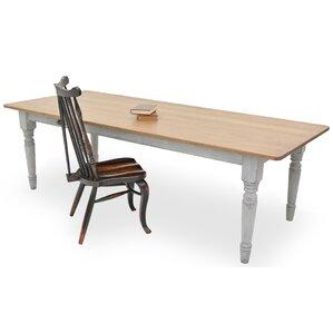 Turned Leg Dining Table by Sarreid Ltd