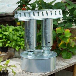 Best Price Arthur Nature Double Paraffin Patio Heater