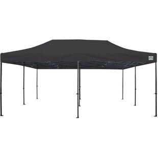 Magnum Shelter 20 Ft. W x 20 Ft. D Aluminum Pop-Up Party Tent by Caravan Canopy