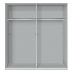 Drehtürenschrank Brooklyn, 200 cm B x 58 cm T v..