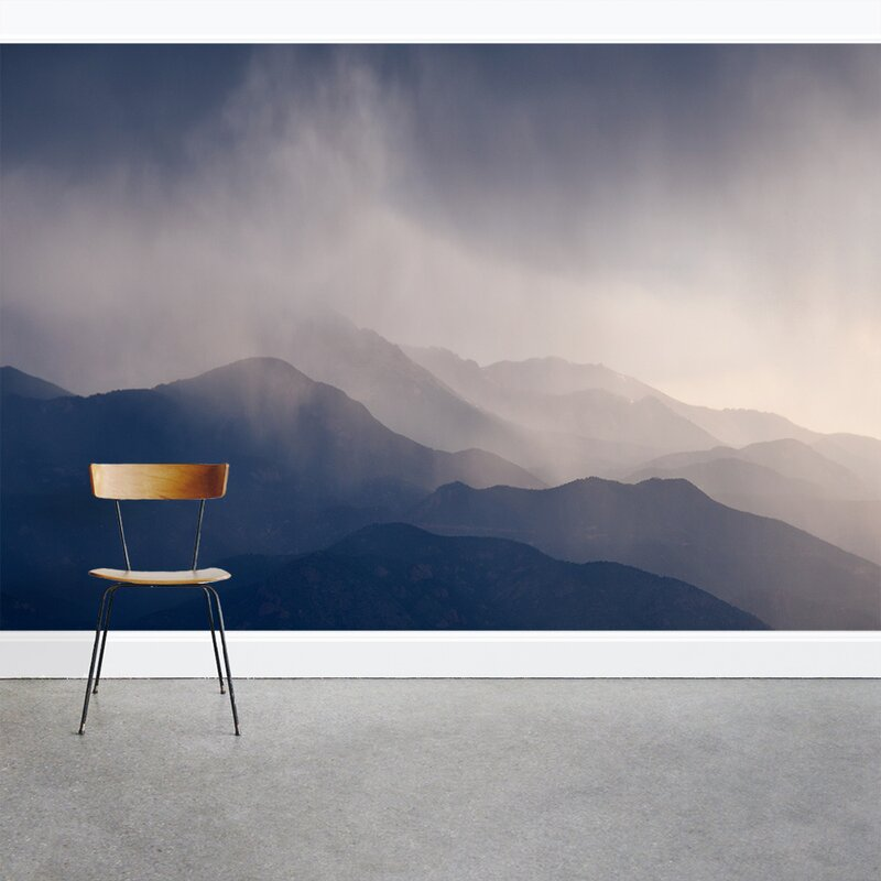 Mountain Wall Murals Image collections home design wall stickers
