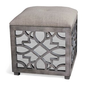Brodick Storage Ottoman by Bungalow Rose