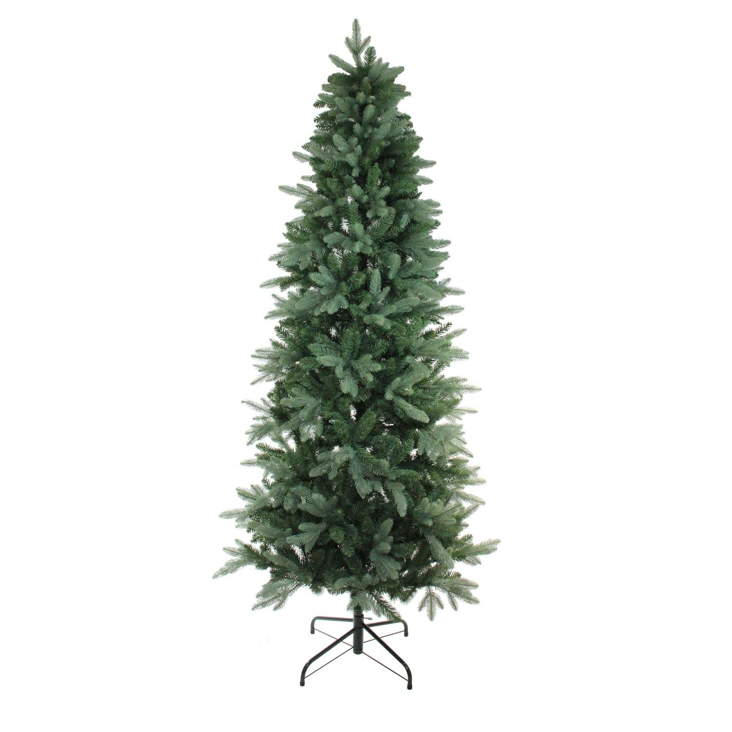 The Holiday Aisle Washington Frasier Slim Green Fir Artificial Christmas Tree Wayfair