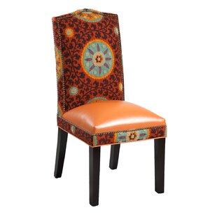 Gabrielle Cotton Parsons Chair Set of 2