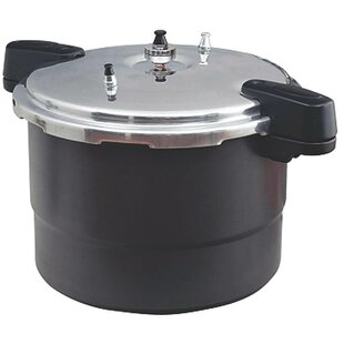 20-Quart Anodized Press Canner