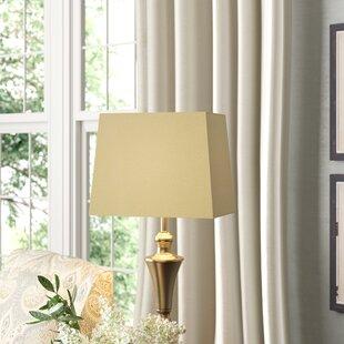 8 Linen Rectangular Lamp Shade