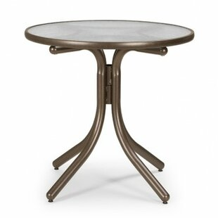 Glass Top Round Dining Tab..