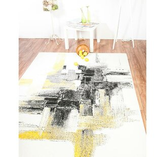 Bargain Jonkipi White Area Rug By 17 Stories