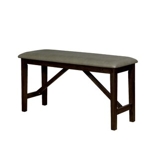 Loon Peak Gatun Wood Bench