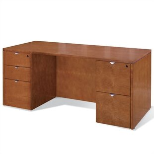 Darby Home Co Lemasters Executive Desk