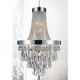 CWI Lighting Vast 13-Light Chandelier
