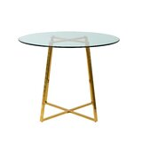 Gourdine Dining Table by Mercer41