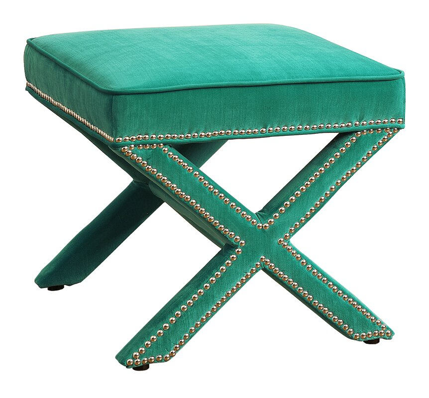 TOV Reese Ottoman & Reviews | Wayfair